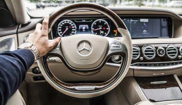 Dokonalý a vždy čistý interiér auta