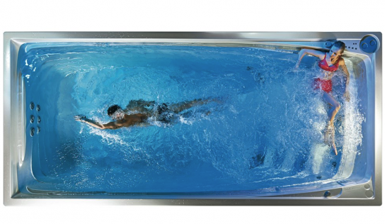 Bazén aj po lete – zaobstarajte si Swim Spa
